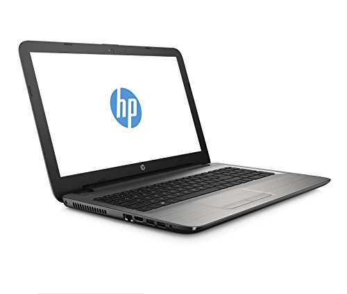 HP 15-ba027nl Notebook, Processore AMD Quad-Core A10-9600P, Memoria 8 GB di SDRAM DDR4-2133, Scheda Grafica AMD Radeon R7 M440, Argento