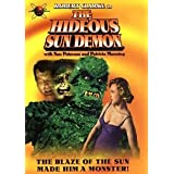 The Hideous Sun Demon [VHS] [UK Import]