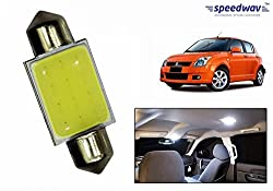 Speedwav Car Roof LED SMD Light WHITE-Maruti Swift Old