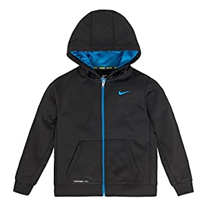 Amazon.com: Nike Therma-FIT KO Hoodie - Boys YOUTH 8-20 ...