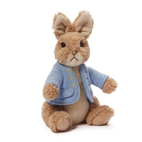 Gund-Classic-Beatrix-Potter-Peter-Rabbit-Stuffed-Animal-9-inches-by-GUND