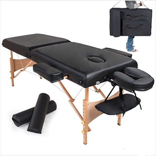 adjustable-portable-folding-massage-table-bed-therapy-beauty-75cm-pillows-black-masssge-massager-spa