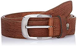 Dandy AW 14 Brown Leather Men's Belt (MBLB-314-M)