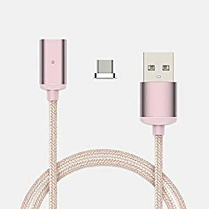 Acer Liquid Z6 Micro Magnetic USB Hi Speed Data, Fast Charging Cable by Corcepts