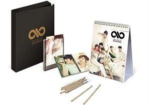 Kpop Season Greeting, INFINITE - Official 2013 SEASON GREETING[Calendar + Notebook + Pencil)