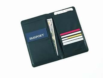 Samsonite Luggage Travel Wallet, Black, One Size