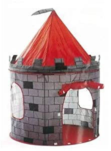 Knights Playhouse - Castle Play Tent - Pockos from Pocko