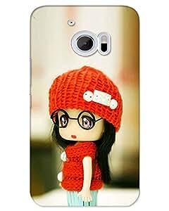 HTC M10 Back Cover Designer Hard Case Printed Cover
