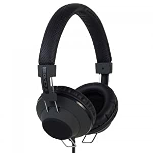 Incipio NX-100 f38 Lifestyle Headphones (Matte Black)