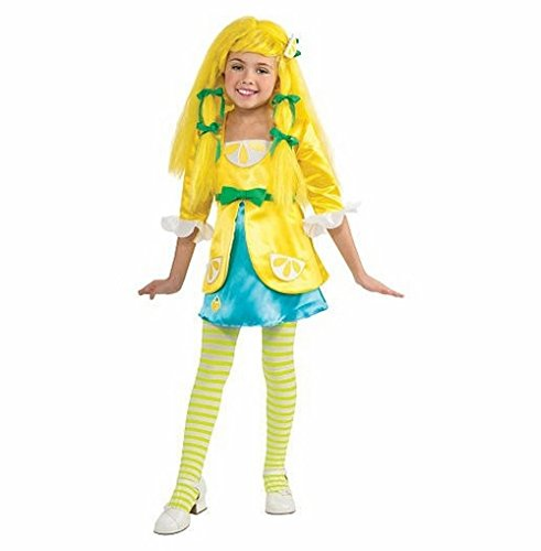 Strawberry Shortcake Lemon Meringue Deluxe Halloween Costume - Toddler Size