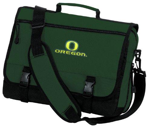 University Of Oregon Messenger Bag Green Ncaa Uo Ducks School Bag Or Briefcase Bags