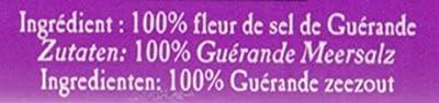 Le Guerandais Fleur de Sel, 2er Pack (2 x 125 g) von Le Guerandais - Gewürze Shop