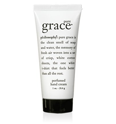 pure grace 1.0 oz perfumed hand cream for Women