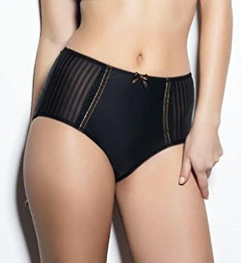 Freya Taylor High Waisted Brief Panty (AA4975) M/Jet