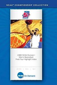 1980 NCAA(r) Division I Men's Basketball Final Four Highlight Video