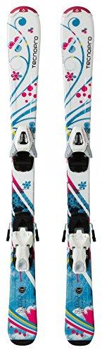 TECNOPRO Ski Sweety Junior inkl. Bindung NTC45/NTL75