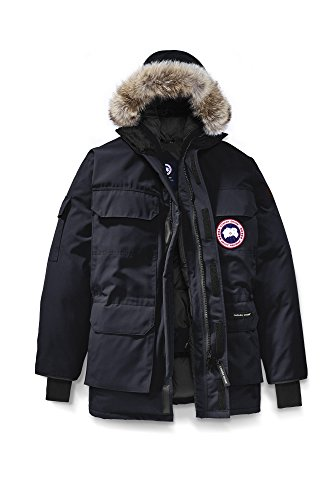 Canada Goose Expedition Parka Coat M (Medium, Navy) (Fusion Fit Canada Goose compare prices)