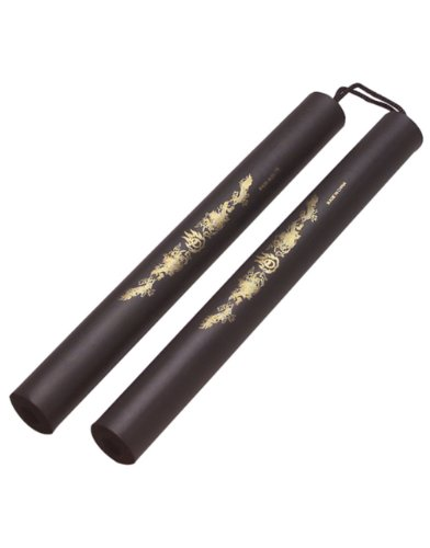 Ninja Foam Rubber Nunchucks