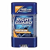 Right Guard Sport Triathlon Performance Antiperspirant & Deodorant Clear Gel 85 g Deodorant Stick