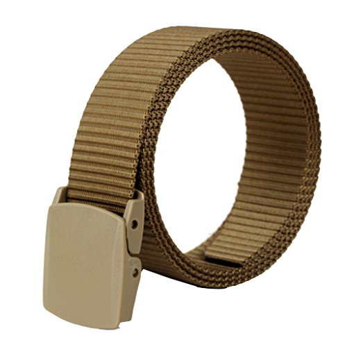 ALAIX Nylon 4.0CM Wide Adjustable Belt With Double