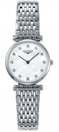 Longines Watches Longines La Grande Classique with Diamond Hour Markers Women's Watch