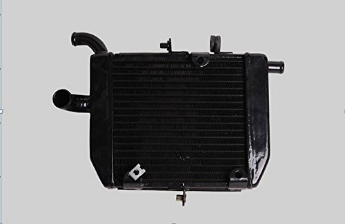 Motorcycle Grille Guard Radiator water Cooling Cooler 1PCS Fit For HONDA VFR30 / VFR35 1989 1990 1991 1992 1993 1994 1995 1996 1997 1998 computer cooler radiator with heatsink heatpipe cooling fan for hd6970 hd6950 grahics card vga cooler