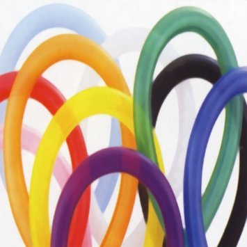260Q Traditional Assorted Twisting Animal Balloons by Qualatex