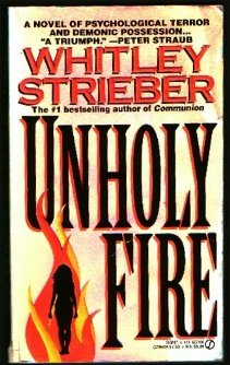 Image for Unholy Fire (Signet)