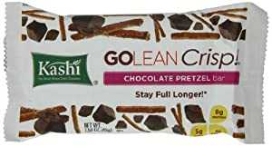 Kashi GOLEAN Bar Crunchy! Chocolate Pretzel, 12 -1.59-Ounce Bars