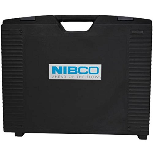 nibco case The nibco press system® pressing chain comes with a durable case and is  intended for use with the pc-280 press tool or the pc-100 press tool the 4-inch .