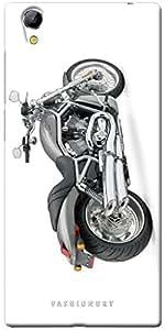 Fashionury Soft Back Case Cover For VIVO Y51-Print13376