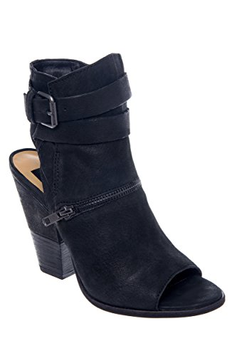 Nayla Peep Toe Ankle Boot