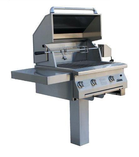 Convert Propane BBQ To Natural Gas