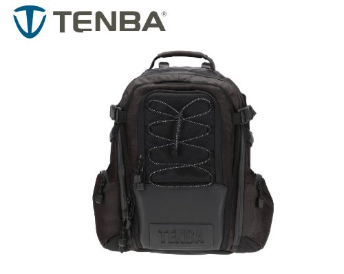 Tenba 632-353 Shootout Duel Purpose Daypack (Black)
