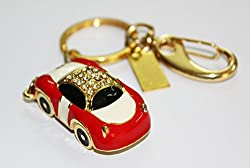 Anyusb619 Fancy Jewellery Studded Car Shape Pen Drive (8 Gb) + Exclusive Hand Made Gift Box