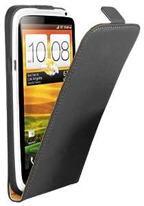 mumbi Flip Case HTC One X X+ Tasche Hülle