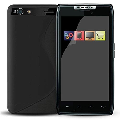iwio-motorola-xt910-razr-black-wave-s-line-tpu-gel-skin-case-protective-jelly-cover-with-free-screen