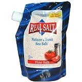 Real Salt Sea Salt - Pouch, 26-Ounce (Pack of 2)