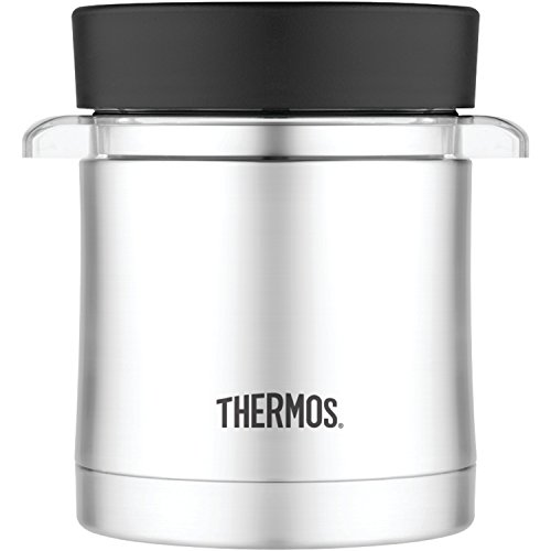 Thermos 12 ounce food jar with microwavable container - Thermos a the ...