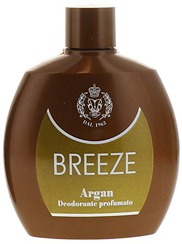 Deo Breeze Squeeze Argan, 100 ml