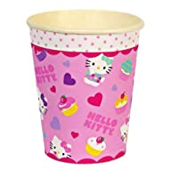 Meri Meri Hello Kitty Party Cups, 12-…