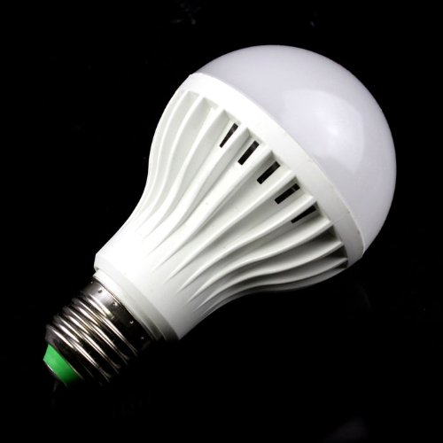 200W Mushroom 3 5 7 9W E27 B22 Led Globe Bulb Lights For Tourist Attractions (9W, Cool White)