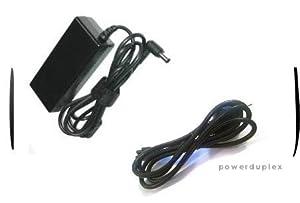 NUEVO - Adaptador universal de CA (incluye cable de alimentación española) Cargador de bateria compatible para ordenador portátil / netbook / notebook / tablet el número de modelo Samsung 18,5V, 19V, 19,5V, 90W, 65W, 60W, 45W, 40W [ATIV Book 2, 4, 6, 7, 8 1TB Full HD, 9 Lite, ATIV Book 9 Lite Touchscreen PC, ATIV Book 9 Plus QHD+ Touchscreen, CHICONY, Chromebook Series 5, DELTA, METROBOOK, NB, NC, Netbook PRO, Series 5 Slim, Series 7 Chronos, Series 9, Slate Series 3, Slate Series 7, TRANSPORT]  Electrónica Más información y revisión del cliente