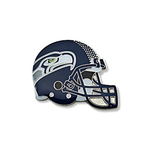 NFL Seattle Seahawks Helmet Pin at Amazon.com