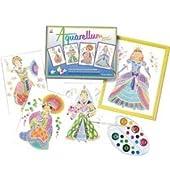 SentoSphere Aquarellum Junior - Princesses