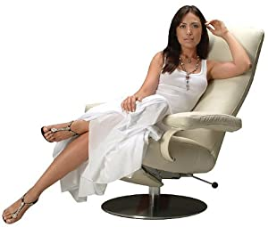 ergonomic recliner chair sumi lafer leather recliner