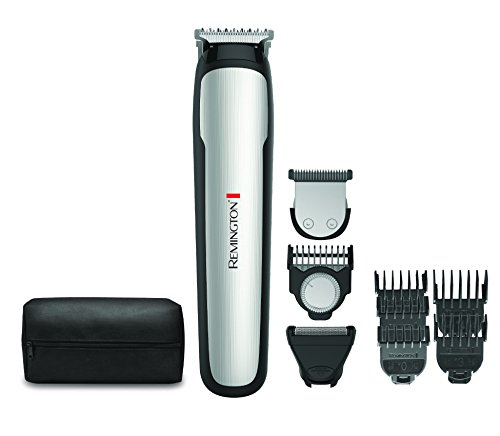Remington-MB4900-Beard-Boss-Perfecter-Stubble-and-Beard-Kit-Trimmer-9-pieces