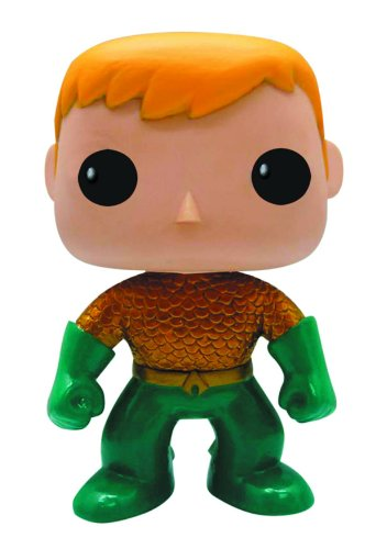 Funko POP Heroes: New 52 Version Aquaman Vinyl Figure