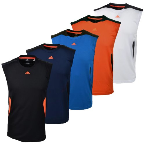 Adidas ClimaCool Mens Sleeveless Running Top