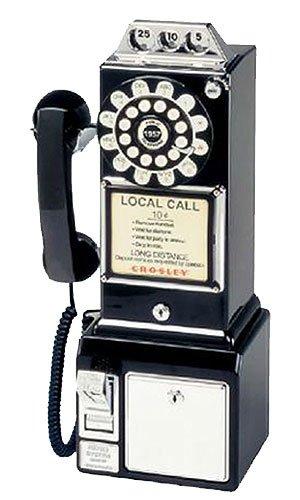 1950's Diner Phone (Black) image